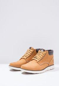 Timberland - BRADSTREET  - Zapatos con cordones - wheat - 2