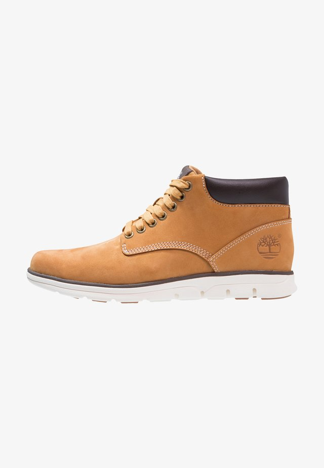 BRADSTREET  - Casual lace-ups - wheat