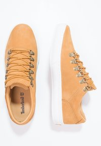 Timberland - ADV 2.0 CUPSOLE ALPINE OX - Sneakers - wheat - 1