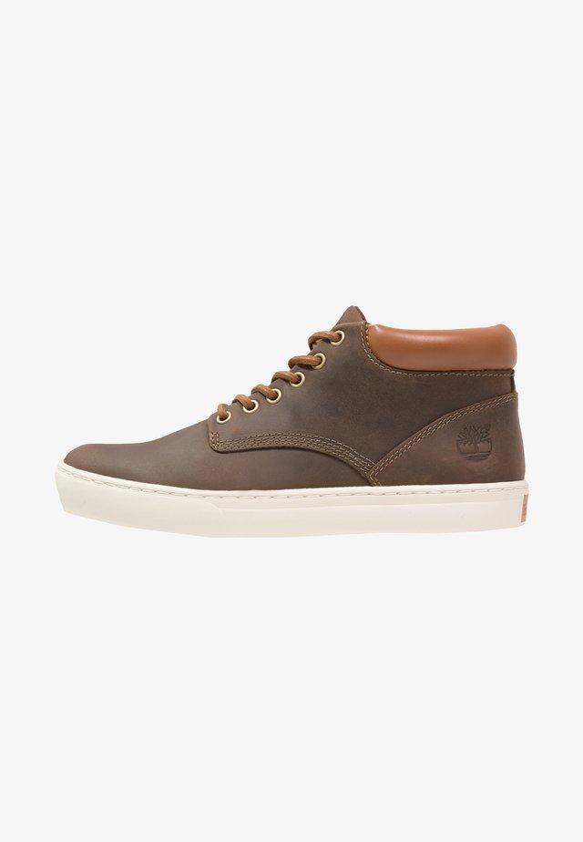 ADVENTURE 2.0 CUPSOLE - Sneaker high - dark olive/roughcut