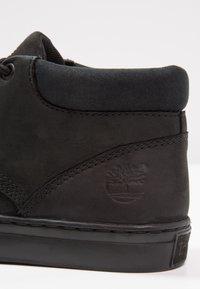 Timberland - ADVENTURE 2.0 CUPSOLE - Sneakersy wysokie - black - 5