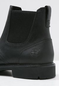 Timberland - EARTHKEEPERS STORMBUCKS - Classic ankle boots - black - 5