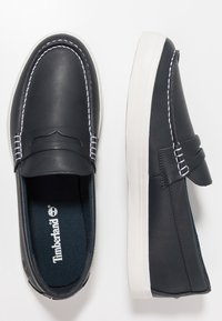 Timberland - PENNY LOAFER - Loafers - navy - 1