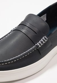 Timberland - PENNY LOAFER - Loafers - navy - 5