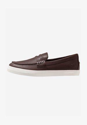 PENNY LOAFER - Slip-ins - brown