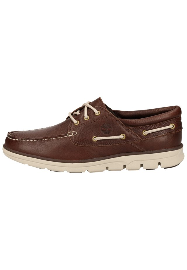 TIMBERLAND HALBSCHUHE - Sznurowane obuwie sportowe - soil v131