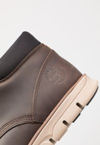 Timberland - BRADSTREET CHUKKA - Sneakers basse - olive - 5