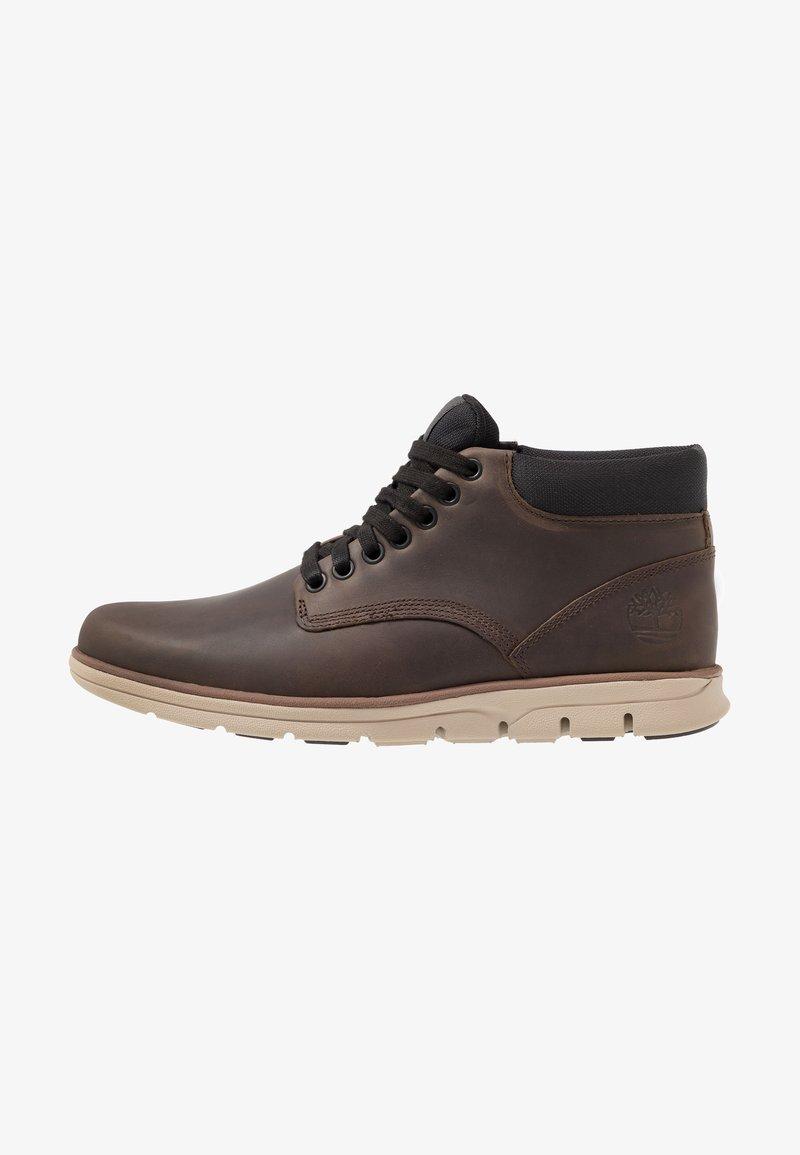 Timberland - BRADSTREET CHUKKA - Sneakers basse - olive