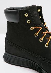 Timberland - KILLINGTON - Bottines à lacets - black - 5
