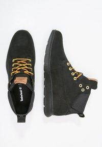 Timberland - KILLINGTON - Lace-up ankle boots - black - 3