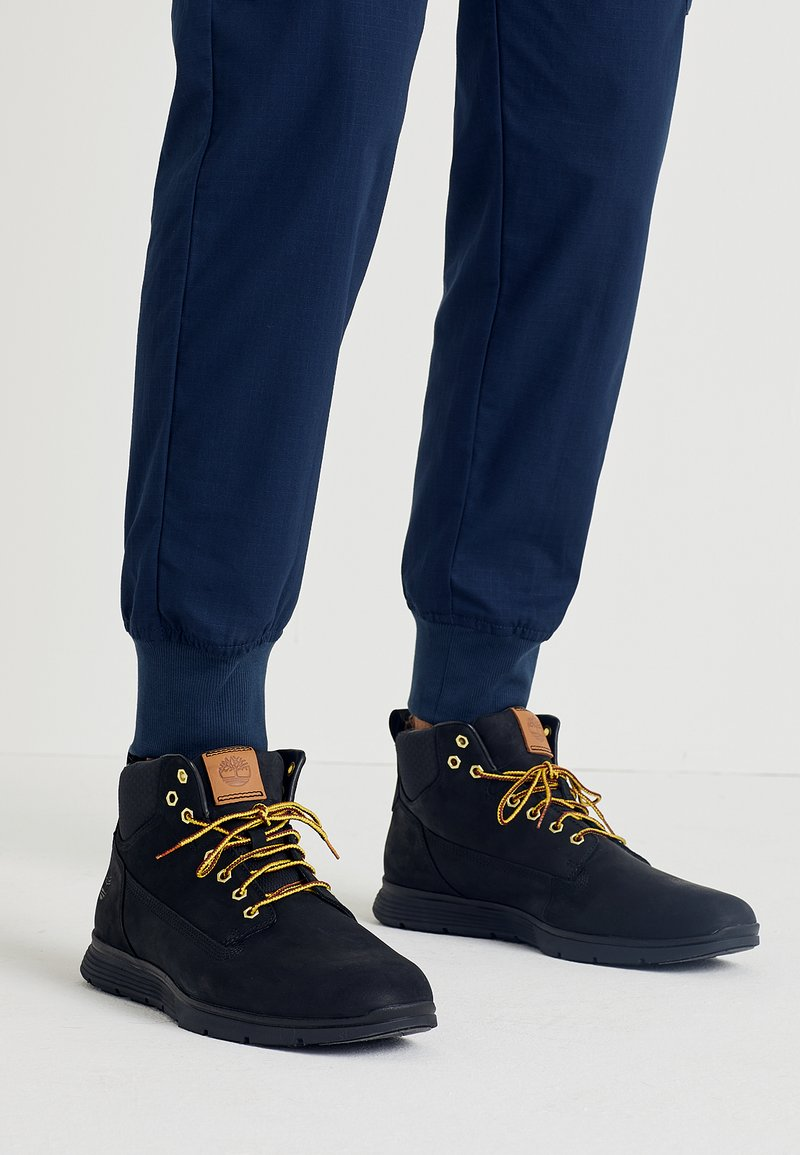 Timberland - KILLINGTON - Lace-up ankle boots - black