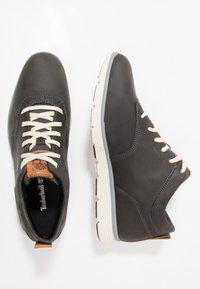 Timberland - KILLINGTON HALF CAB - Zapatos con cordones - pewter/saddleback - 1
