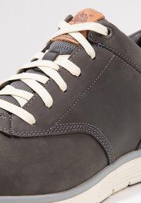 Timberland - KILLINGTON HALF CAB - Zapatos con cordones - pewter/saddleback - 5