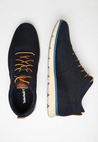 Timberland - KILLINGTON HALF CAB - Casual lace-ups - dark blue - 1