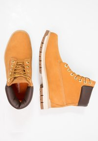 Timberland - RADFORD 6 IN BOOT WP - Lace-up ankle boots - wheat