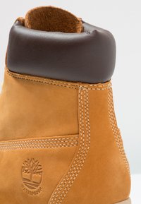 Timberland - RADFORD 6 IN BOOT WP - Lace-up ankle boots - wheat - 5