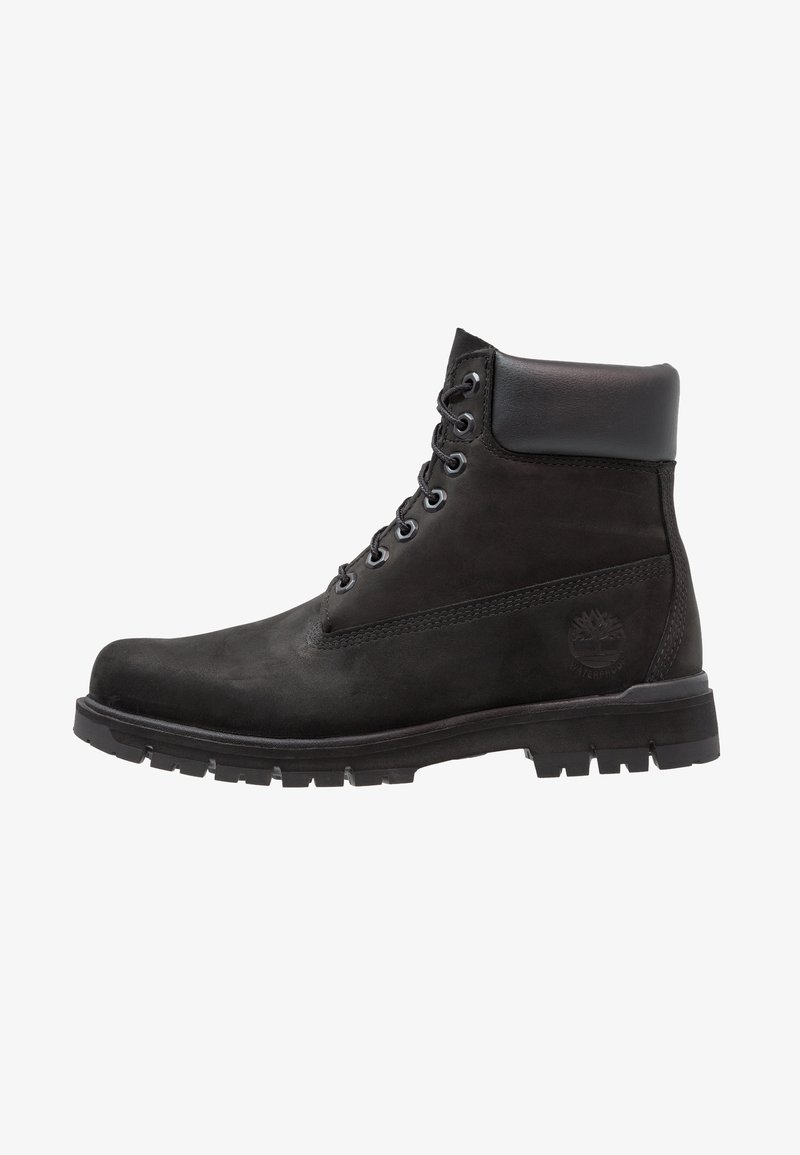 Timberland - RADFORD 6 IN BOOT WP - Lace-up ankle boots - black