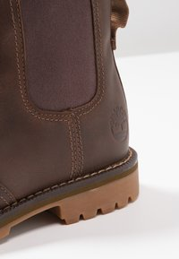 Timberland - LARCHMONT CHELSEA - Classic ankle boots - gaucho saddleback - 5