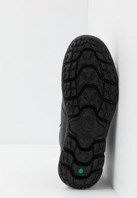 Timberland - WORLD HIKER MID - Bottines à lacets - black - 4