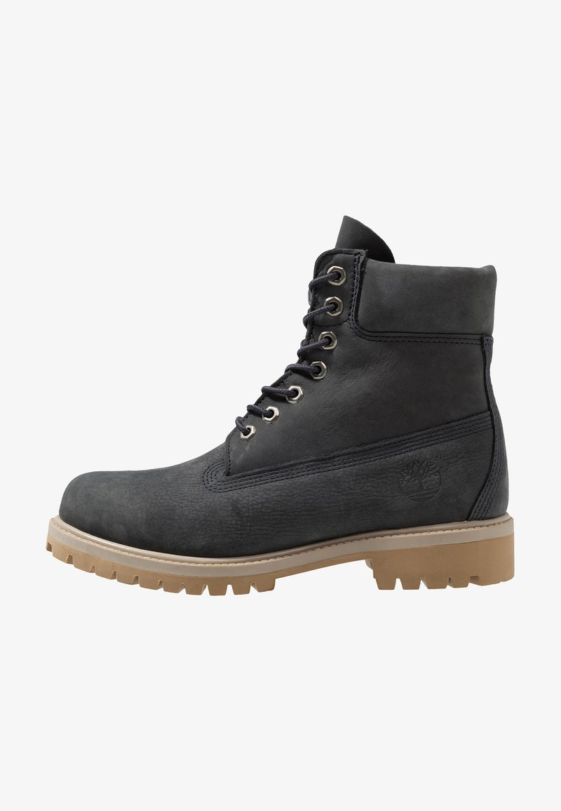 "Timberland - 6"" PREMIUM BOOT - Lace-up ankle boots - dark grey"