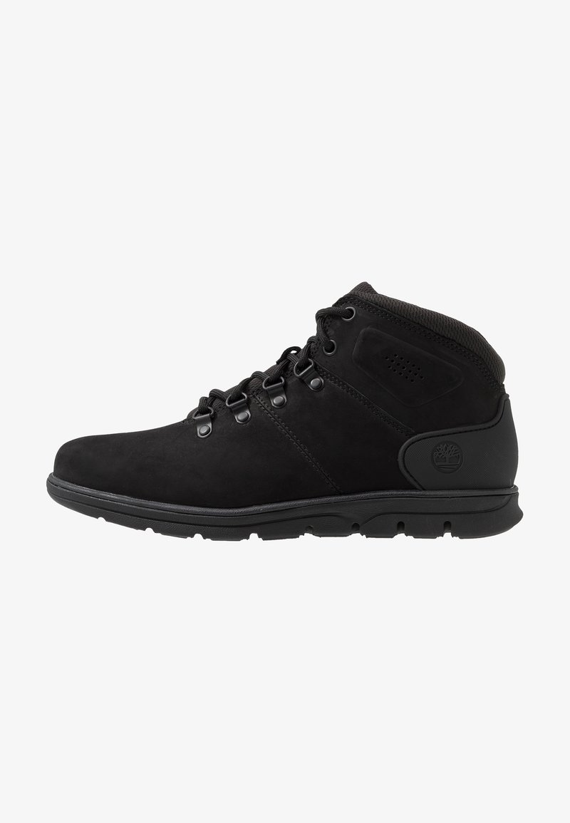 Timberland - BRADSTREET HIKER - Lace-up ankle boots - black