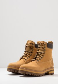 Timberland - COURMA GUY BOOT WP - Lace-up ankle boots - medium brown - 2