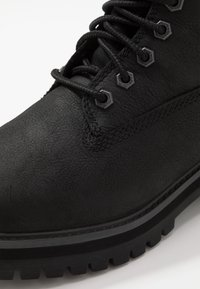 Timberland - COURMA GUY BOOT WP - Lace-up ankle boots - black - 5