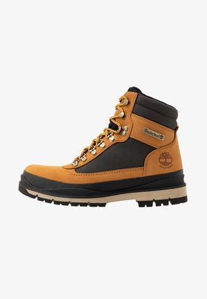 FIELD TREKKER WP - Schnürstiefelette - wheat/black