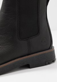 Timberland - FOLK GENTLEMAN CHELSEA - Classic ankle boots - black - 5