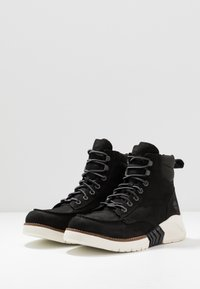 Timberland - TOE BOOT - Lace-up ankle boots - black - 2