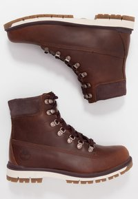 "Timberland - RADFORD 6"" D-RINGS BOOT - Lace-up ankle boots - rust - 1"