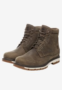 Timberland - RADFORD - Lace-up ankle boots - taupe - 2