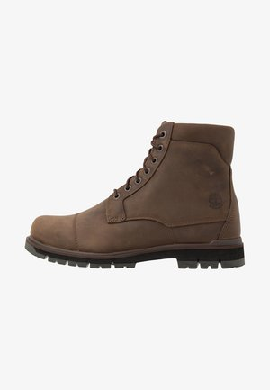 RADFORD - Lace-up ankle boots - dark brown