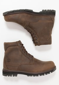 Timberland - RADFORD - Lace-up ankle boots - dark brown - 1