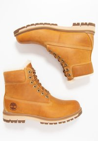 Timberland - RADFORD WARM LINED BOOT WP - Lace-up ankle boots - wheat - 1