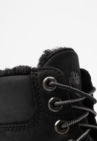 Timberland - RADFORD WARM LINED BOOT WP - Lace-up ankle boots - black - 5