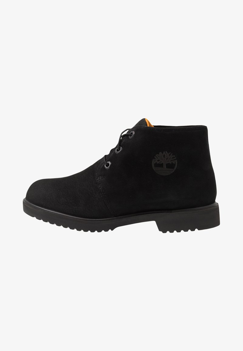 Timberland - 1973 CHUKKA WP - Lace-up ankle boots - black