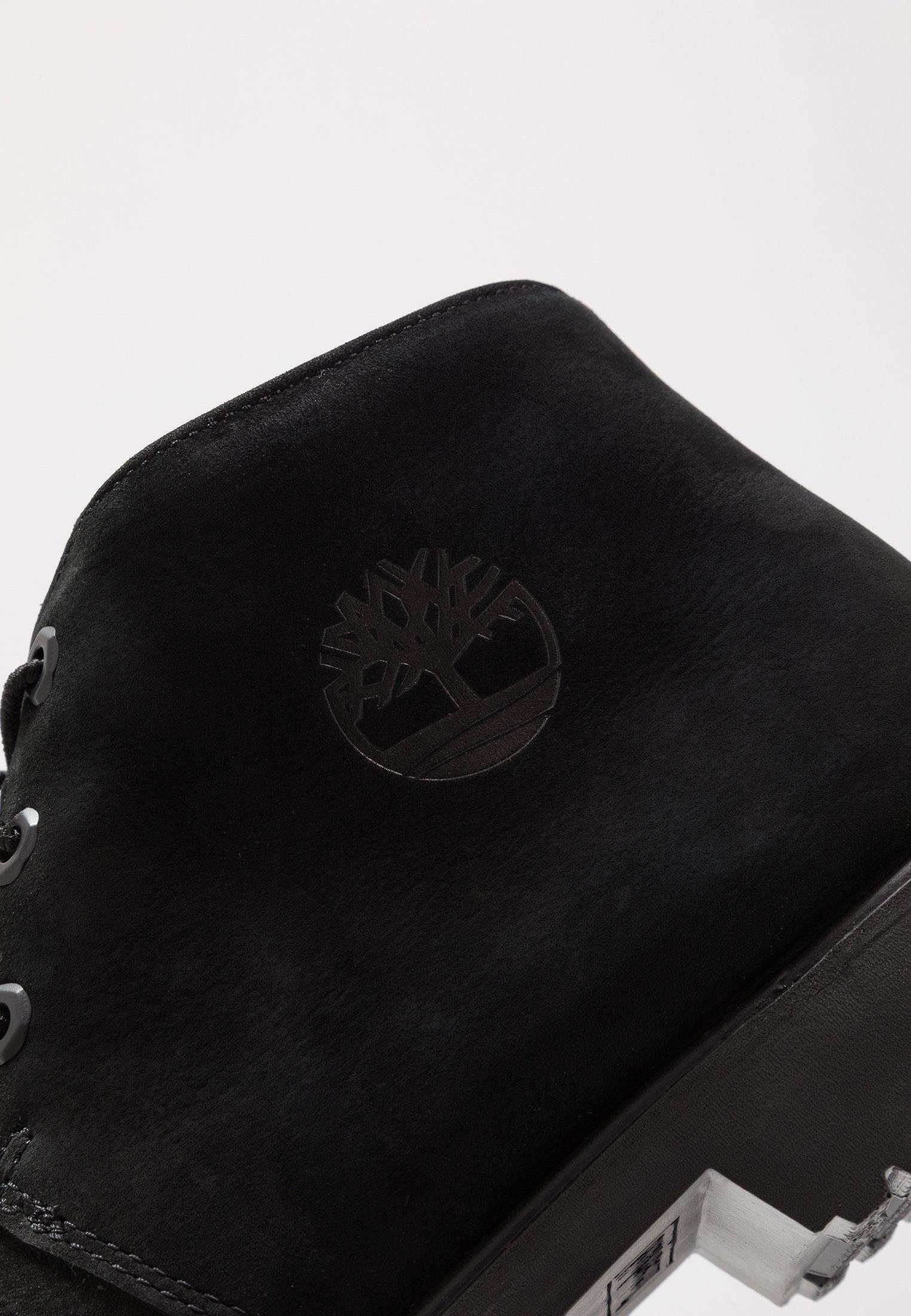 1973 CHUKKA WP Snørestøvletter black