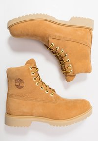 "Timberland - 1973 NEWMAN6"" BOOT WP - Lace-up ankle boots - wheat - 1"