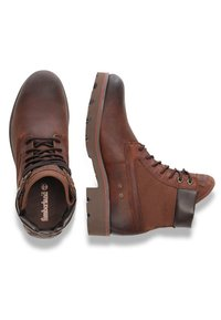 Timberland - RAW TRIBE 6IN - Lace-up ankle boots - brown - 1