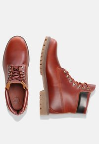 Timberland - HERITAGE  - Lace-up ankle boots - brown