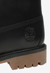 Timberland - HERITAGE  - Lace-up ankle boots - jet black - 5