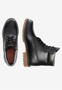 Timberland - HERITAGE  - Lace-up ankle boots - jet black - 1