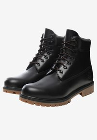 Timberland - HERITAGE  - Lace-up ankle boots - jet black - 2