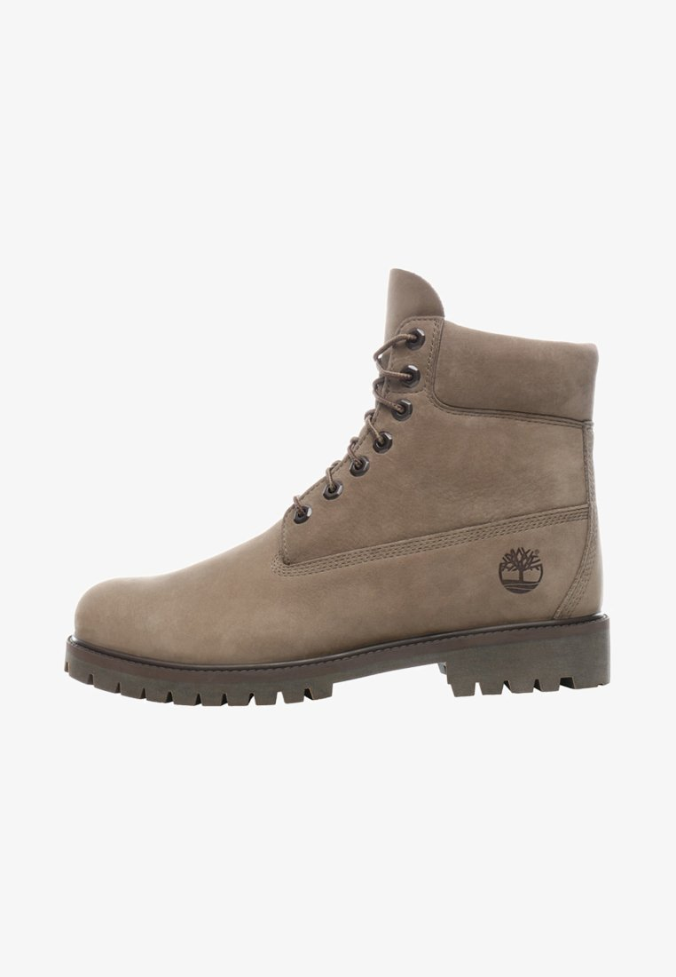 Timberland - Lace-up ankle boots - taupe