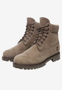 Timberland - Lace-up ankle boots - taupe - 2