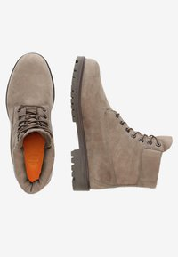 Timberland - Lace-up ankle boots - taupe - 1