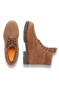 Timberland - Lace-up ankle boots - dark brown - 1