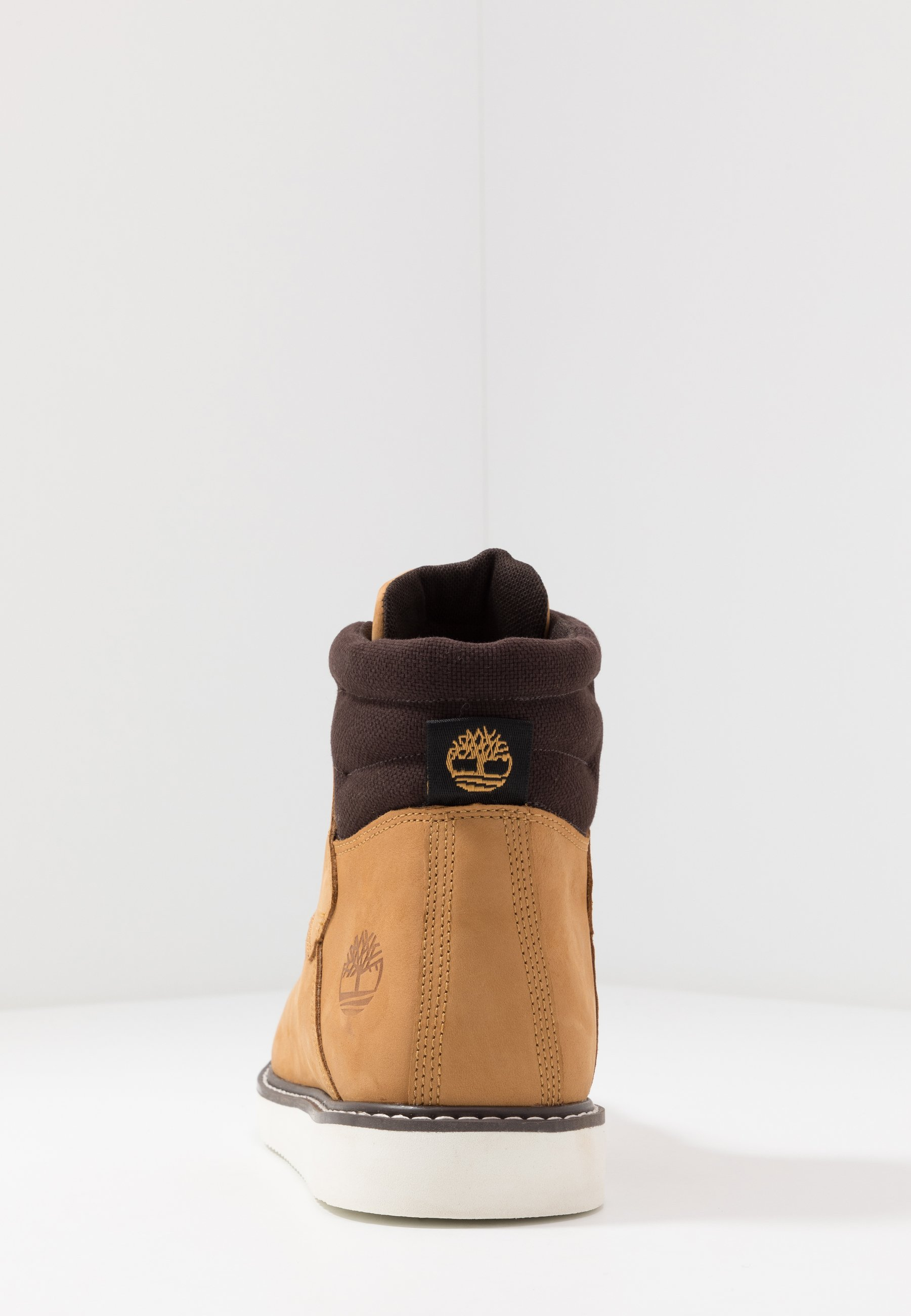 Timberland Newmarket Boot - Lace-up Ankle Boots Wheat