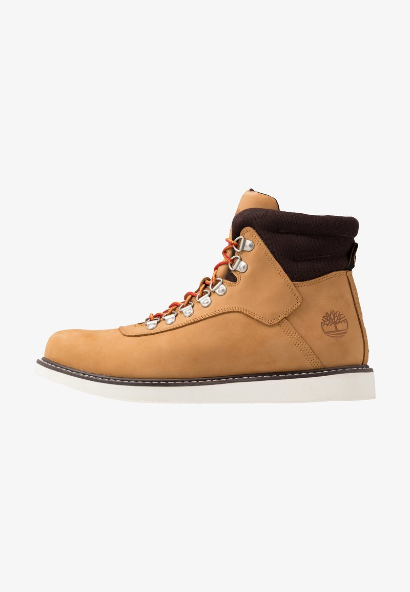 Timberland - NEWMARKET BOOT - Lace-up ankle boots - wheat